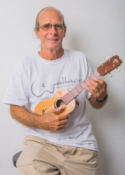 Dale Wallace of Wallace Guitars Belize