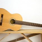 Classical nylon string guitar | Wallace Guitars Belize